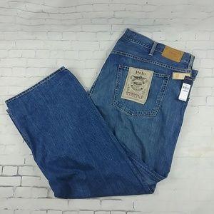 Ralph Lauren PoloHampton Straight Jeans Big Tall